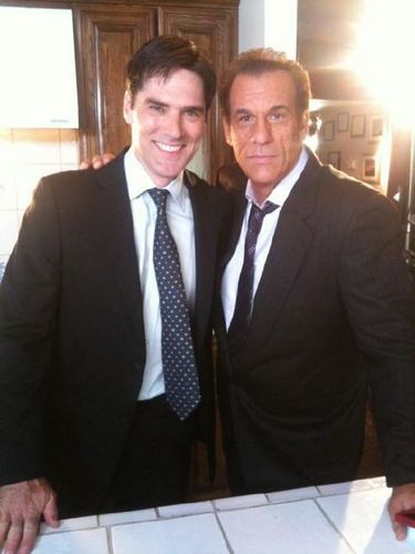 Thomas & Robert Davi