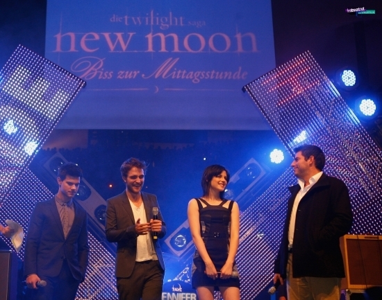 Tour Promocional New Moon