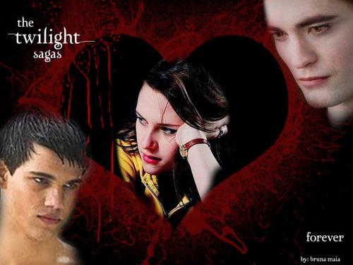 Twilight sagas
