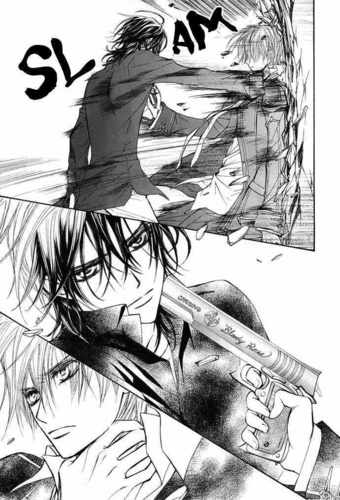 Consider, that vampire knight hentai doujinshi for