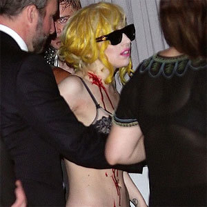 Vampire Lady Gaga