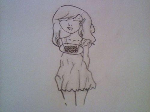 a girl named trey
