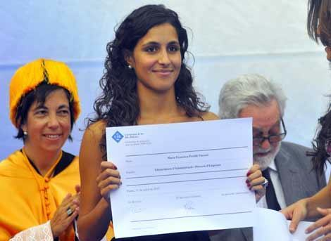 graduation without Nadal !!!!!!!!! - rafael-nadal Photo