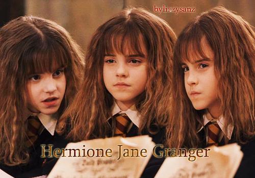 Hermine Granger Hintergrund entitled hermione