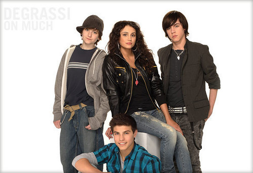 his role on degrassi