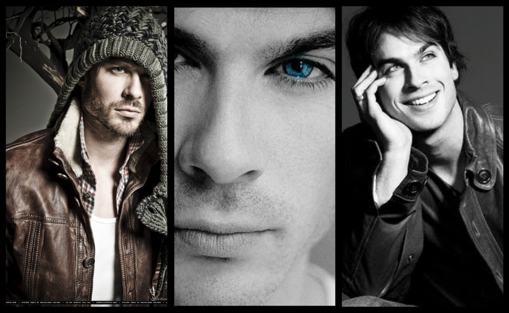 Ian Somerhalder Ian Collage