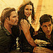 josh, evangeline and matthew icon - lost-actors icon