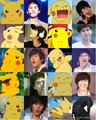 kyu hyun - pikachu - super-junior photo