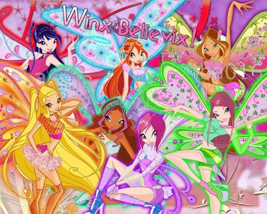 The Winx Club winx club