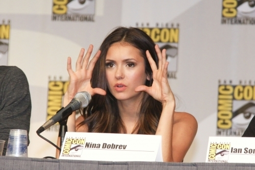 <3 Nina @ Comic-Con