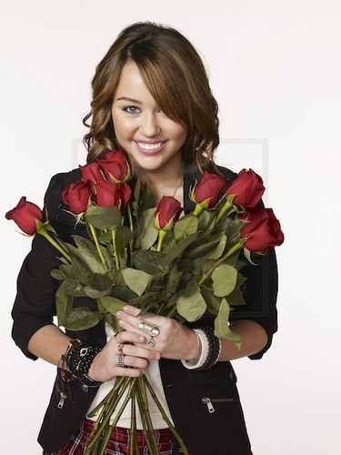 ♥  Miley Photoshoot