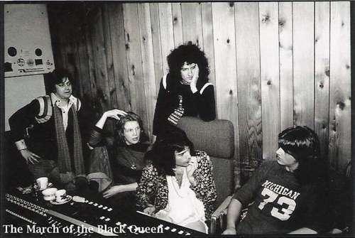 1975 - In the Studio