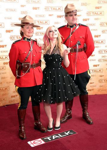 2008 Juno Awards - Arrivals