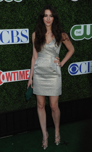 28/07/2010 - at CBS Summer Press Tour Party