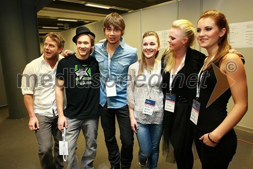 Alex in Slovenia:)