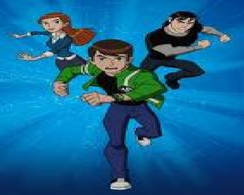 Ben 10: Alien Force wallpaper entitled Alien Force