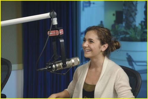 Alyson Stoner chat with Radio Disney - alyson-stoner Photo