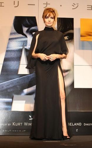 Angelina @ Salt Japan Premiere