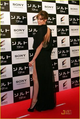 Angelina @ Salt 日本 Premiere