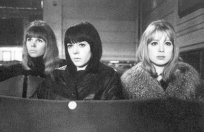 Astrid Kirchherr, Maureen Starkey and Pattie