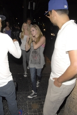At My Studio Nightclub in Hollywood - 20.07.10