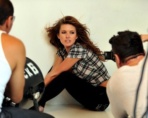 Audrina Patridge looking fabu on photoshoot '''Bongo''' - the-hills Photo