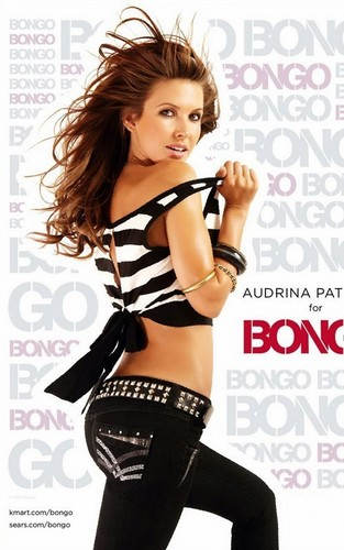 Audrina Patridge looking fabu on photoshoot '''Bongo'''