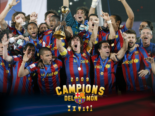 ФК Барселона Обои called Barcelona F.C
