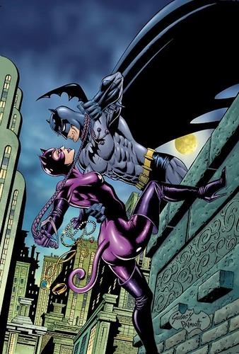 Người dơi and Catwoman