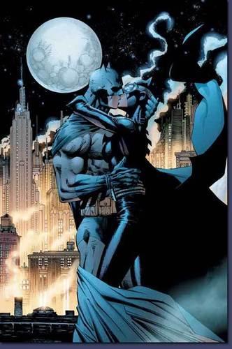 Бэтмен and Catwoman