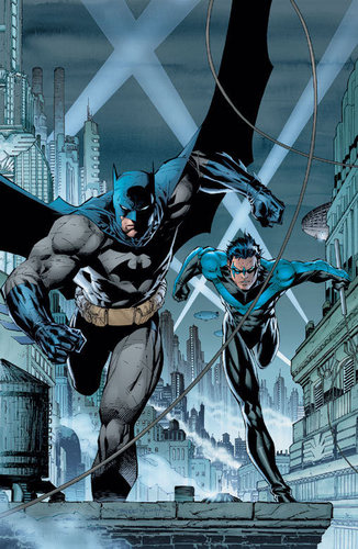बैटमैन and Nightwing