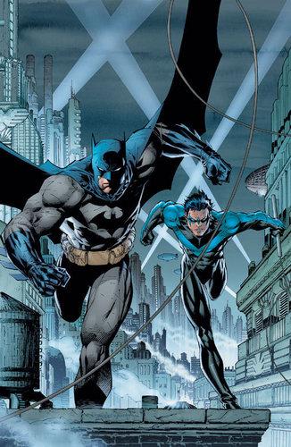 배트맨 and Nightwing