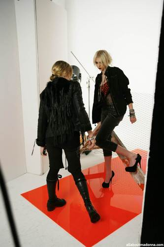 Behind The Scenes of Material Girl Collection