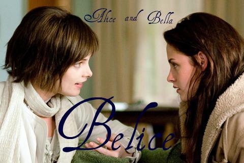 Belice:Combining Alice and Bella's names