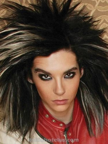 Bill Kaulitz - Vampire Chic au Creature of the Night?