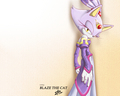 Blaze the Princess