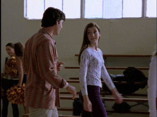 Buffy the vampire slayer,season 1,episode 3,Witch