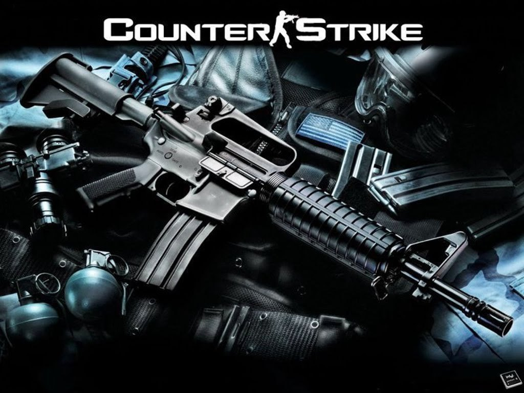 Counter Strike CS Source Wallpaper