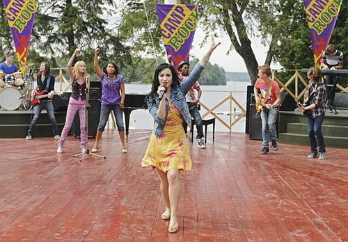Camp Rock 2 new fotografias