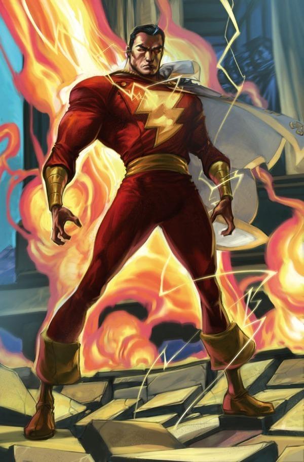 captain marvel comic hero - photo #10