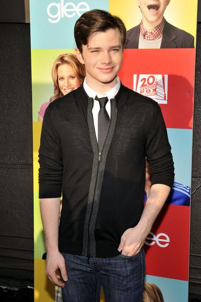 "Cast @ Fox's ""Glee"" Academy Event - glee photo"