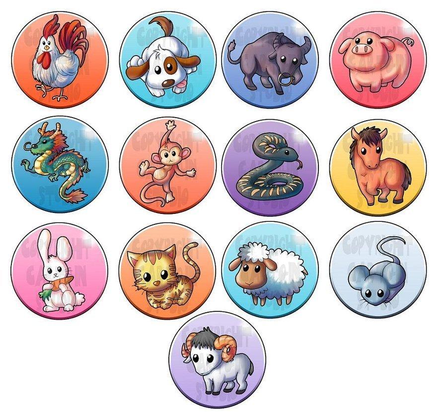 Chinese Zodiac - Chinese Zodiac Photo (14267754) - Fanpop