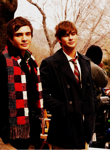 Chuck and Nate