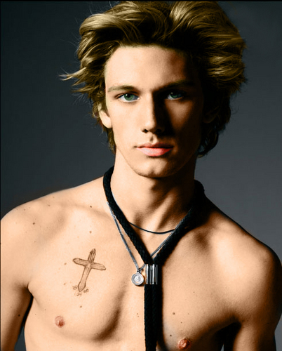Alex Pettyfer wallpaper entitled Colorized Ram Shergill