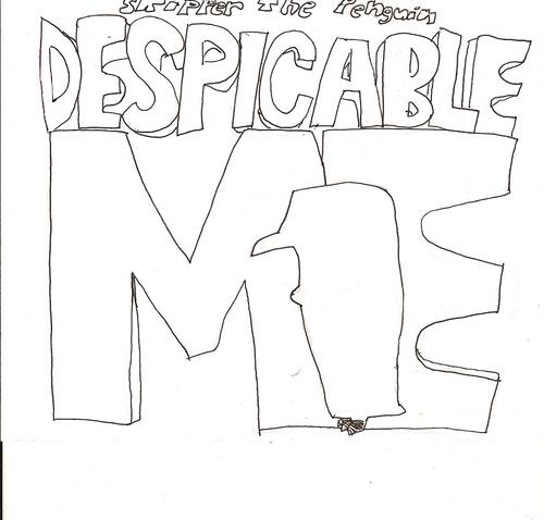 Despicable Me, movie conest entry
