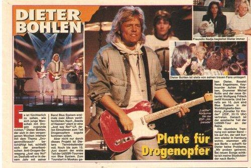 Dieter Bohlen/Blue System