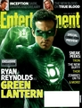 ETERTAINMENT WEEKLY - JULY 23, 2010 - green-lantern photo
