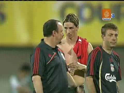 Fernando Torres Shirtless 1  Picture