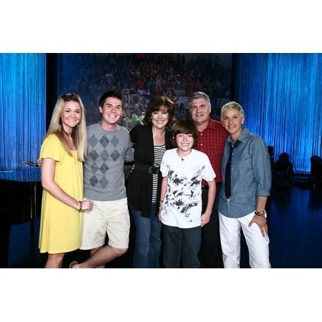 Greyson;s Family