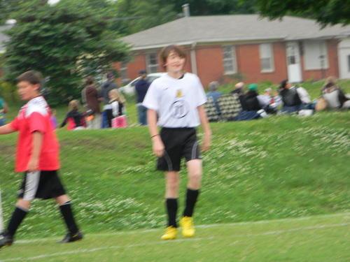 Greyson's calcio Game